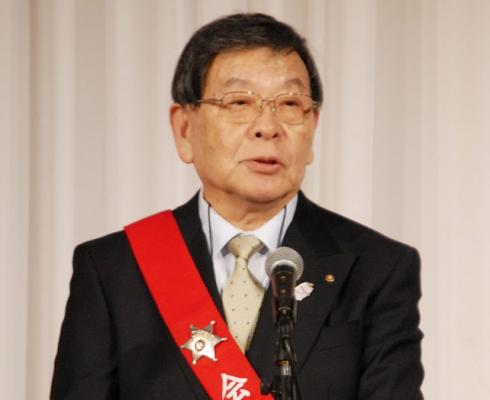 創立50年記念事業委員長/桐谷祀巳